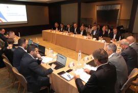 EUSA Supervision Commission visits Belgrade before registration starts