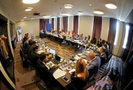 Belgrade benefits from highly-beneficial meeting