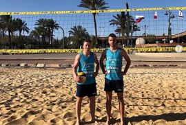 What's up: Looking forward to the EUSA Beach Volleyball Championship