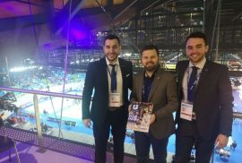 EUSA meets with Badminton Europe in France