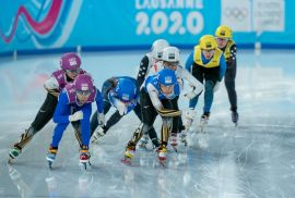 Winter Youth Olympic Games draws to a close