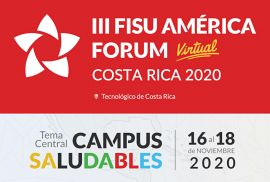 Virtual FISU America Forum 2020